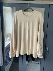 Womens Long Sleeved Vans Top Size Large