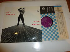 EMILE FORD & THE CHECKMATES-New Tracks with Emile-UK Vinyle LP