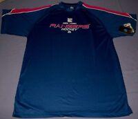 New York Rangers Jersey Shirt XL Tall Blue Majestic Athletics XLT NHL