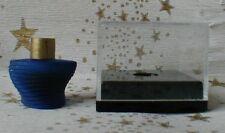 Miniatura profumo de peau di Claude Montana, versione blu, Montana Blue, Con Scatola