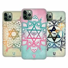 HEAD CASE DESIGNS STAR OF DAVID SOFT GEL CASE FOR APPLE iPHONE PHONES