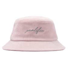Prolific Classic 100% Cotton with Embroidered Prolific Logo Corduroy Bucket Hat