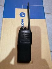 TWO WAY RADIO MOTOROLA GP340 UHF 403-470 MHZ 4W 16 CHANNELS