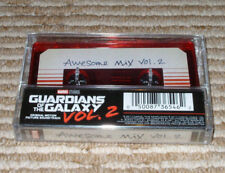 RED CASSETTE EXCLUSIVE Guardians of the Galaxy: Awesome Mix Vol. 2 Soundtrack!