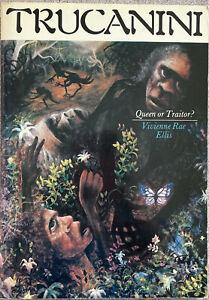 Trucanini Queen or Traitor by Vivienne Rae Ellis (Truganini) Tasmanian Aborigine
