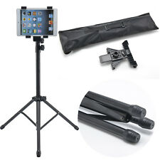 Adjustable Floor Mount Stand Tripod Holder For iPad 2 3 4 Mini Air Retina Tablet
