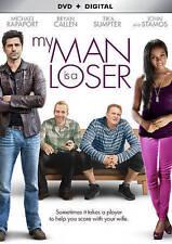 My Man Is a Loser (DVD, 2014) Michael Rapaport, Bryan Callen, John Stamos