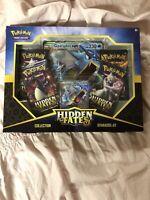 Pokémon - Hidden Fates Gyarados GX Collection Box - NEW In The Box