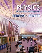 Physics For Scientists And Engineers With Modern Physics by Raymond Serway