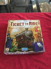 Ticket To Ride board game by Days of Wonder Complete Brand New