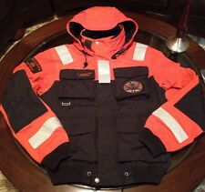 100% Authentic Ralph Lauren Mens Hooded Rescue Patrol Jacket New W Tag Sz Medium
