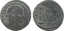 Constantin, follis, Rome, SPQR OPTIMO PRINCIPI R GAMMA -  62