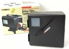 AMBICO Deluxe Video Transfer System Model V-0650 Slides Photos