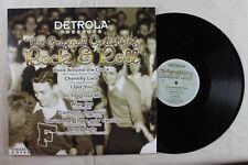 Detrola Presents The Original Artists Of Rock & Roll, Vinyl LP, Collector's ed.