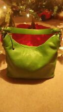 Authentic kate Spade Green leather Hobo Includes Original Dust Bag & Care Card