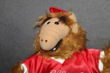 Vtg 1988 TAGGED Burger King Puppet ALF