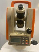 Leica T100 Digital Theodolite Used No Battery