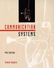 Communication Systems 4th Edition
