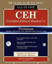 CEH Certified Ethical Hacker All-in-One Exam Guide, Premium Certification & Car