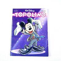 Walt Disney Topolino Italian Comic Book 2115 (1996) Mickey Mouse