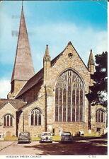 Sussex: Horsham Parish Church - Posted 1975