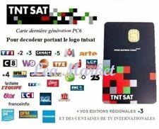 Carte TNTSAT V6 HD neuve Canal Astra 19 2°