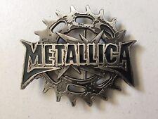 METALLICA Belt Buckle BRAND NEW Metal Music