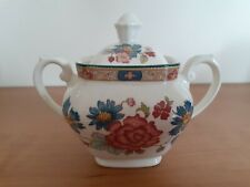 """Myott """"Orient"""" Covered Sugar bowl As is"""