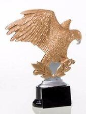 Siegesadler-Pokal (Resin-Figur) mit Wunschgravur (39231)