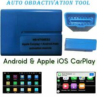 Auto OBD Activation Tool for Mercedes Carplay Android via W205 C-class W253 GLC