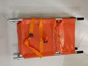 First Aid Mobilize Pole Stretcher For Trauma Immobilization Rescue Operation