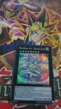 Carte Yu-Gi-Oh! Numéro 46 : Dragluon SHSP-FR050 Super Rare Française