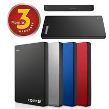 1TB 1000GB External Portable USB 2.0 Hard Disk Drive HDD PC  UK Warranty