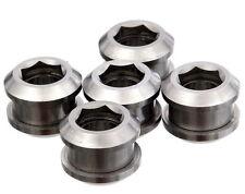 J&L Titanium Single ChainRing Bolt-for Sugino,Shimano,Brompton,SRAM-Fixed Gear