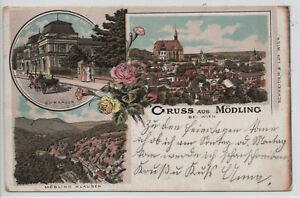 Mödling Litho 1897
