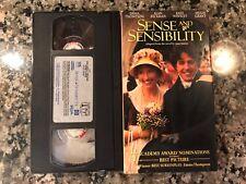 Sense And Sensibility VHS! 1995 Drama! Love Actually A Little Chaos Jude