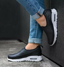 Nike Women's Air Max 90 Ultra 2.0 Ease Black Size 4 Uk 37.5 Eu (896192-001)