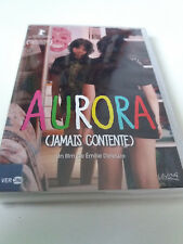 "DVD ""AURORA (JAMAIS CONTENTE)"" COMO NUEVO EMILIE DELEUZE LENA MAGNIEN PAULINE AC"