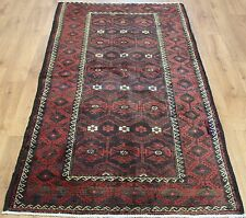 OLD WOOL HAND MADE PERSIAN ORIENTAL FLORAL RUNNER AREA RUG CARPET 200x100CM