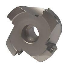 DZ Brand Tornado High Speed Indexable Face Mill 63mm Cutter Coolant Through