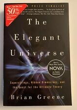 The Elegant Universe by Brian Greene, Paperback Book, With 2003 Preface