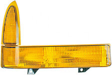 99-01 FORD F250 F350 F450 F550 PASSENGER FRONT AMBER TURN SIGNAL PARKING LAMP