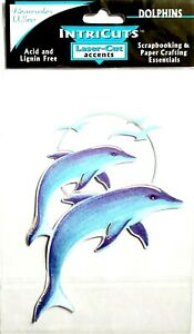 DOLPHINS Fish - Remember When Die Cut for Scrapbooking Cardmaking Crafts