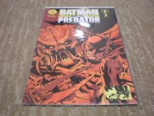 Batman vs. Predator #2 (1991 1st Series) DC/Darkhorse Comics NM