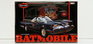 2011 discontinued POLAR LIGHTS 824 1/25 1966 Batmobile, From 1st Season new snap