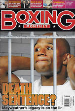 Boxing Monthly Magazine Floyd Mayweather Matthew Hatton Ian McNeilly Andy Lee