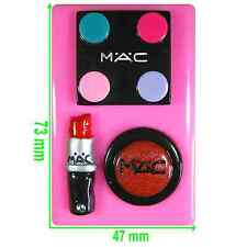 Designer Make Up Eyeshadow Lipstick Lipgloss Silicone Mould by Fairie Blessings