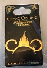 Disney Pin 118804 SDR Grand Opening - Shanghai Castle on Mickey Ears