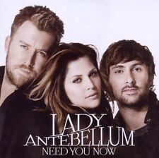 CD*LADY ANTEBELLUM**NEED YOU NOW***NAGELNEU & OVP!