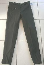Horka Softshell Reithose (Winter) Vollbesatz, schwarz, Gr.140(3403), Sonderpreis